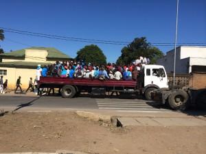 truck for president